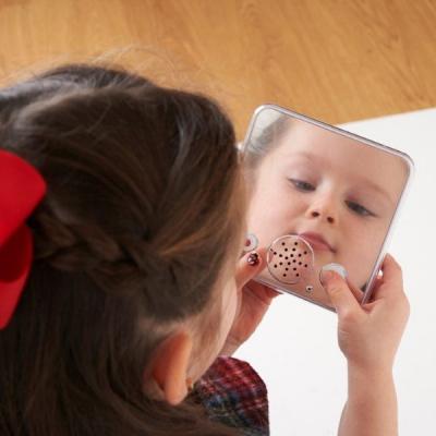 Pratend spiegeltje