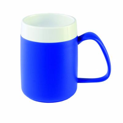 Warmhoudbeker - blauw