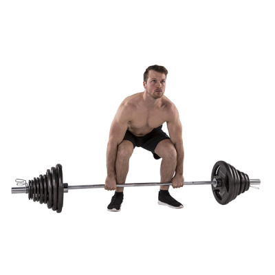 Tunturi olympische gewicht set