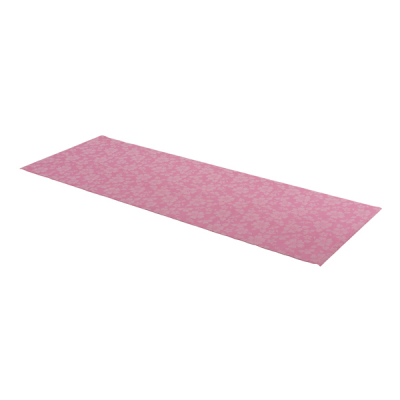 Tunturi yoga mat met print