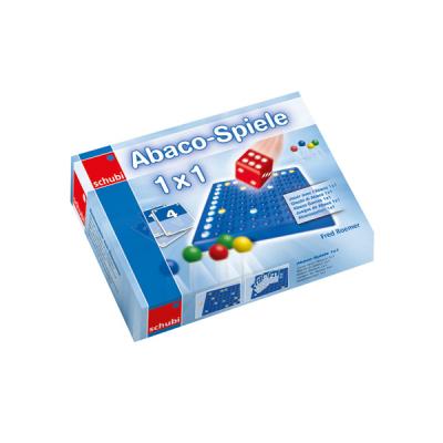 Abaco - Spellen 1 x 1 - Zonder Abaco