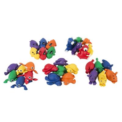 Bean Bags dieren (set van 6)