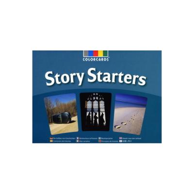 Colorcards - Ideeën voor een verhaal