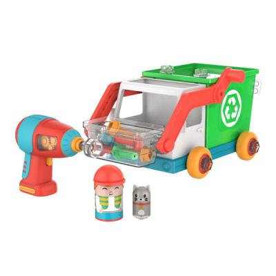 Design & Drill - Bolt Buddies - Pick-It-Up-Truck