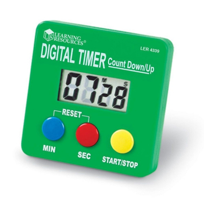 Learning Resources - Digitale timer