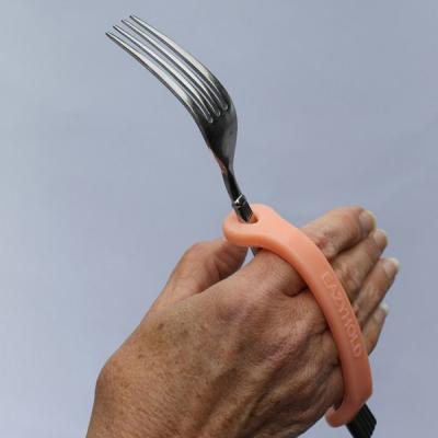 EazyHold oranje Ø 6 mm. lengte 12,5 cm.