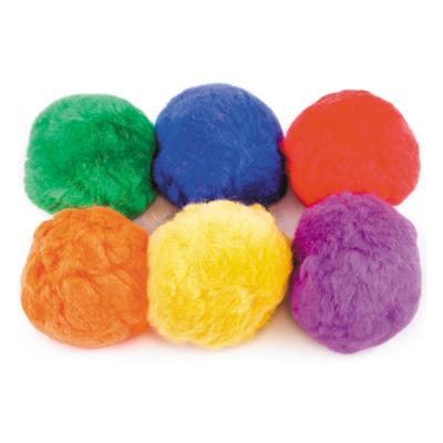 Fleece ballen (set van 6)