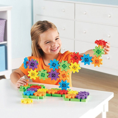 Learning Resources - Gears! Gears! Gears! - Starter bouwset - Set van 60