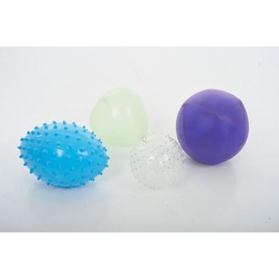 Gekke grote ballen (set van 4)