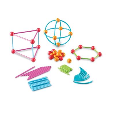 Geometrische vormen bouwset