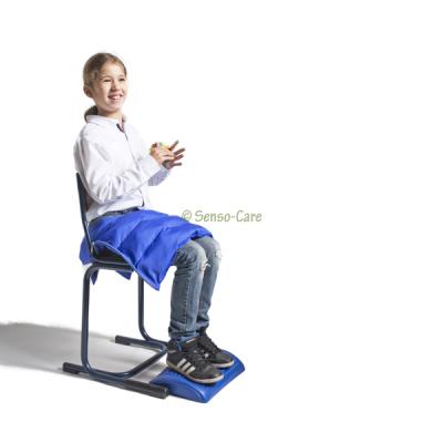 Gewichtendekbed voor de bovenbenen