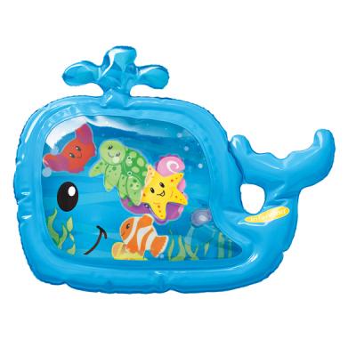 Infantino - Sensory - Pat & Play Water Mat - Whale