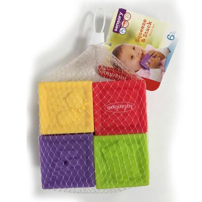 Infantino - Squeeze & Stack Block Set