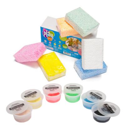 Kneedset PlayFoam en Theraputty