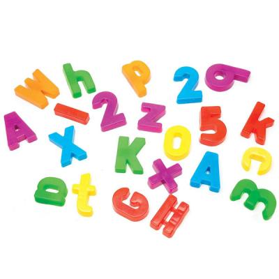 Magnetisch Alfabet en Cijfers