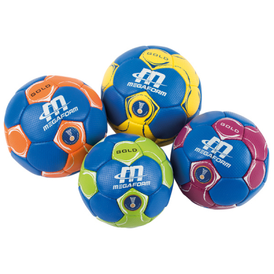 Megaform - Gold Handball