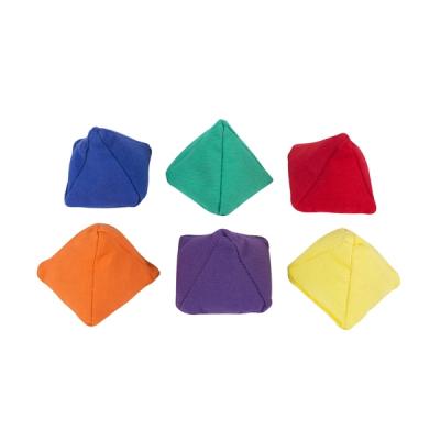 Piramidevormige pittenzakjes - Set van 6