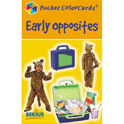 Pocket Colorcards - Tegenstellingen