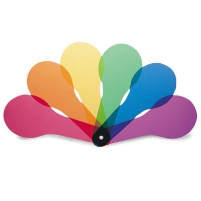 Learning Resources - Primary Science - Gekleurde batjes - Set van 18