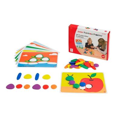 Edx - Regenboog kiezels - Junior - Activiteitenset