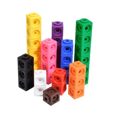 Rekenen verbindende kubussen - Set van 100