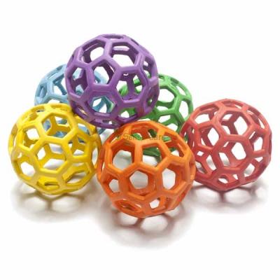 Rubberen grijpballen - Set van 6