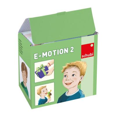 Schubi - Verhalendoos - E-motion - 2