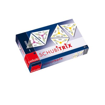 Schubitrix - Aftrekken tot 1000