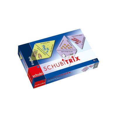 Schubitrix - Engels - Leesimpulsen 1