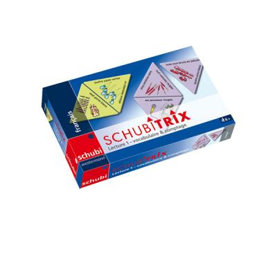 Schubitrix - Frans - Lecture 1 - Vocabulaire & comptage