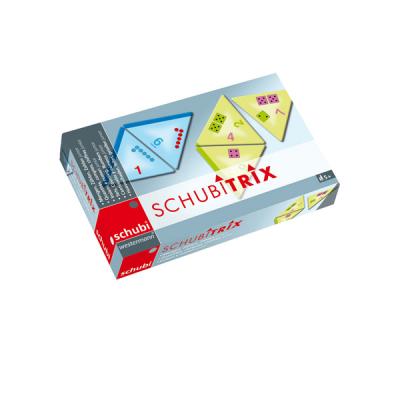 Schubitrix - Hoeveelheden, tellen, getallen - Junior