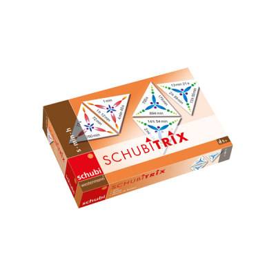 Schubitrix - Tijd