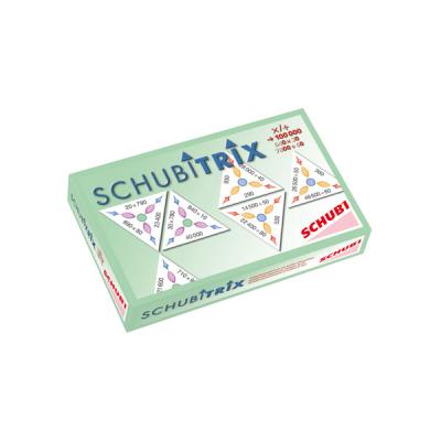Schubitrix - Vermenigvuldigen met veelvouden van 10
