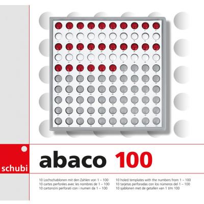 Sjablonen bij de Abaco 100