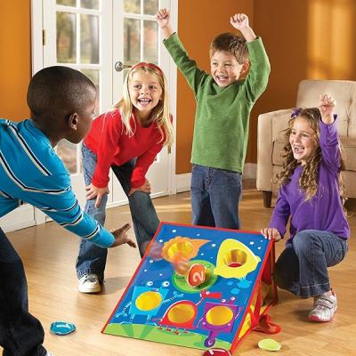 Smart Toss - Activiteitenset voor vroege vaardigheden - Werpspel