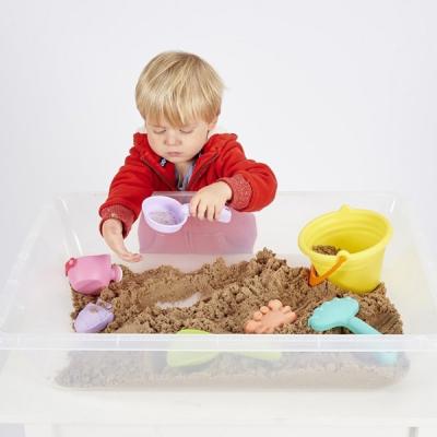 TickIt - Speelset zand & water - Set van 35