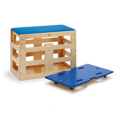 Sportbox met hulpstuk