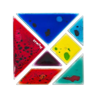 Stimove - Squidgy Fidgets - Tangram Set