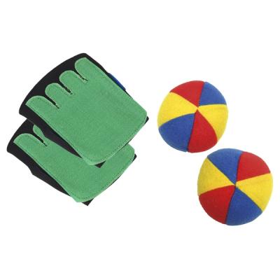 Super Catch handschoenen incl. ballen