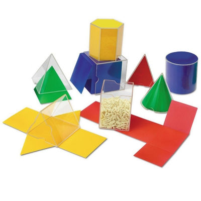 Learning Resources - Geometrische figuren om te vouwen