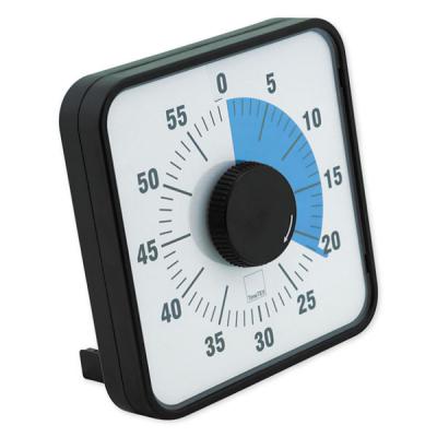 TimeTEX - Tijdsduurklok - Automatik - Magnetisch - 19 x 19 cm.