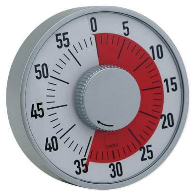 TimeTEX - Tijdsduurklok - Automatik - Met afloopsignaal