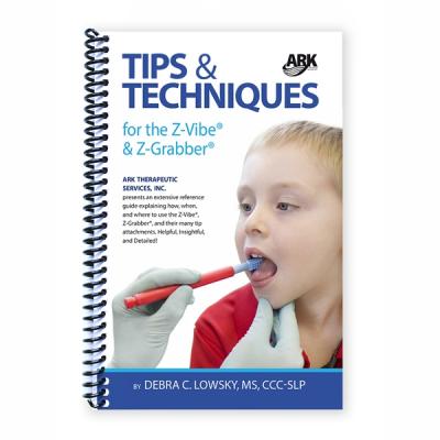 Tips & techniques for the ARK Z-Vibe (boek)