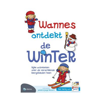 Wannes ontdekt de winter