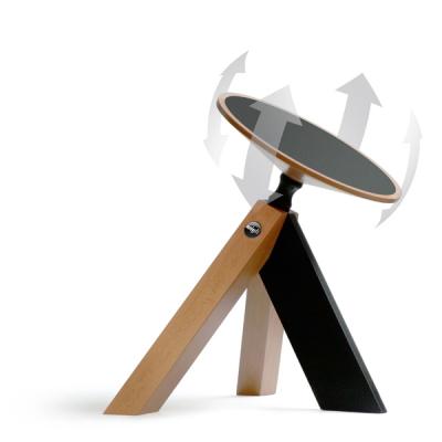 Wigli houten wiebelkruk - Actief Zitten!