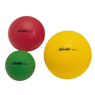 Set van drie zware ballen (500 gram, 1 kilo en 2 kilo)